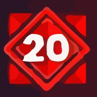 Gamers Club Level 20